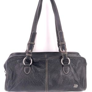 Sak Black Leather Handbag